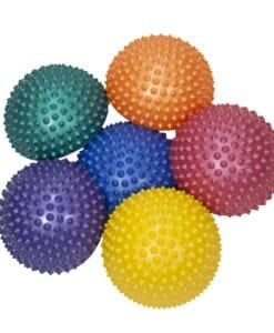Sensory balls spiked on sale