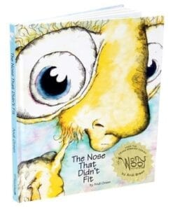 Nose that Didnt Fit Book
