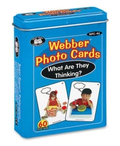 Webber Photo Cards: What Are They Thinking?