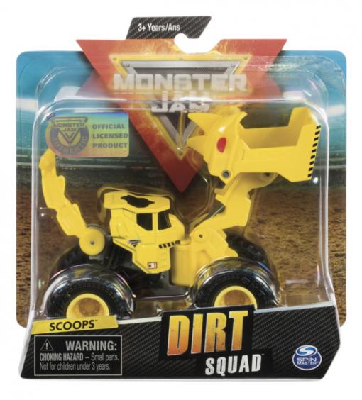 Monster Jam Dirt Dozer 1