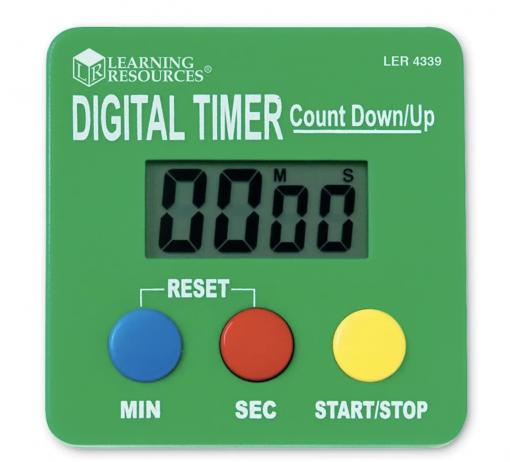 Digital Timer 1