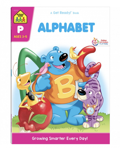 Alphabet Preschool 1